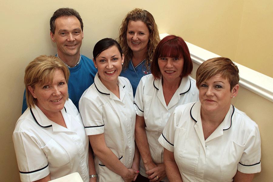 Bryan Duggan Dentists Staff- Phototograph